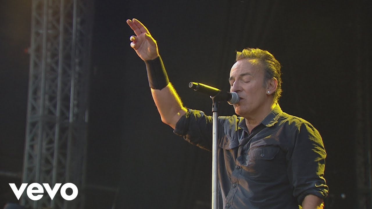 Bruce Springsteen - My Hometown (from Born In The U.S.A. Live: London 2013)