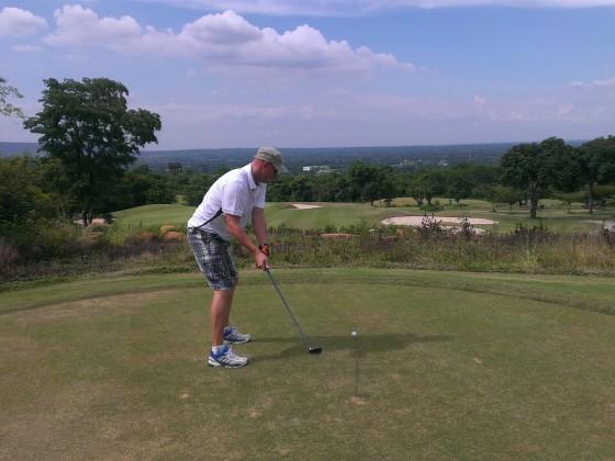 Suranaree Golf Course.